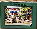 Candelo Blues Club stubby holder